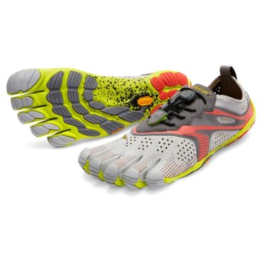 Five Fingers V-Run Ladies Grey / Yellow